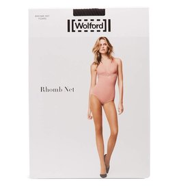 Wolford Wolford Rhomb Net Tights - 19199