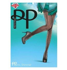 Pretty Polly Pretty Polly Sheer Lurex Tights - PNASW9