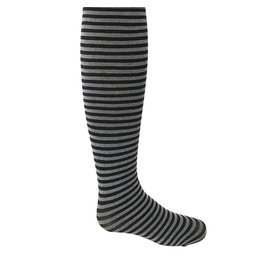 941c319fa2197 Memoi Memoi Girls Heather Stripe Tights MK 746