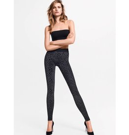 Wolford Wolford Eleonor Leggings Black/Silver 14658