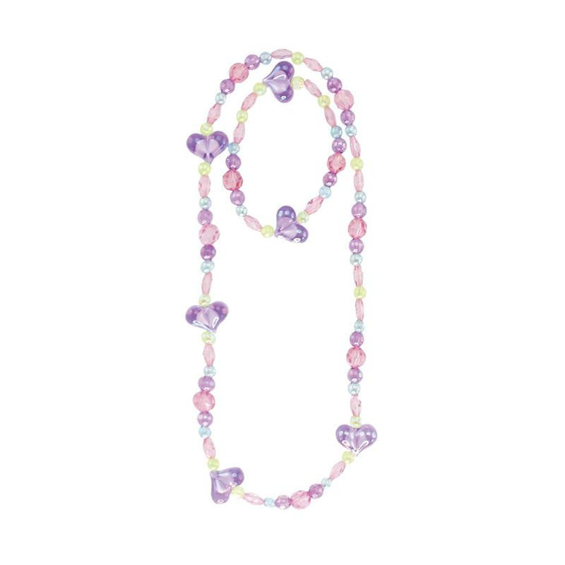 Great Pretenders Great Pretenders My Heart Will Go On Necklace and Bracelet Set
