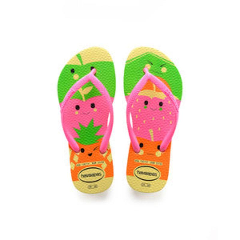 Havaianas Kids Slim Fun Sandal
