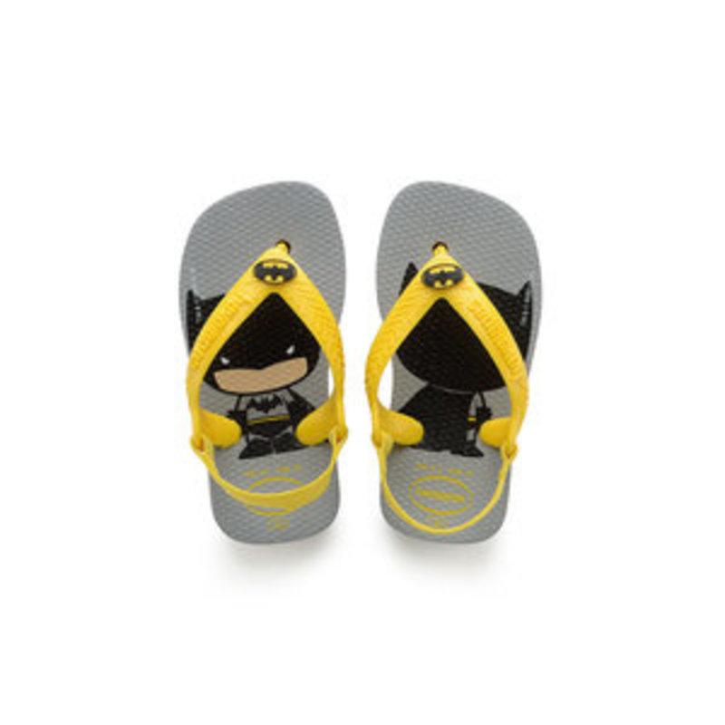 Havaianas Baby Heroes Batman Sandal