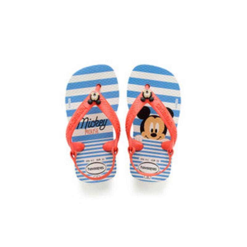 Havaianas Baby Disney Classics Mickey/Minnie Sandal