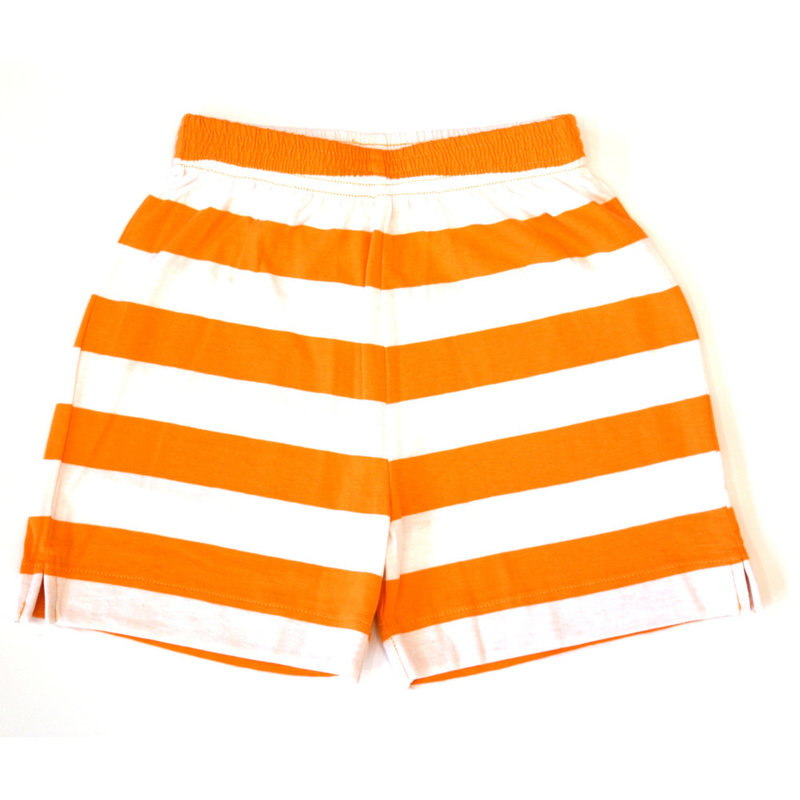 Luigi Luigi Boy's Wide Stripe Shorts