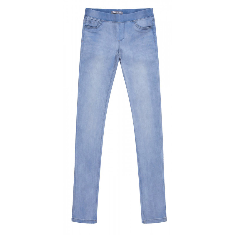 Tractr Tractr Indigo Pull-on Skinny Jean