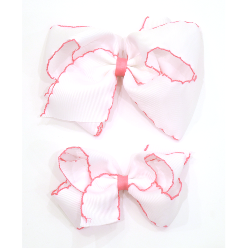 Wee Ones Bows Wee Ones Moonstitch Bow