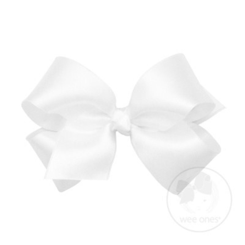 Wee Ones Wee Ones French Satin Bow