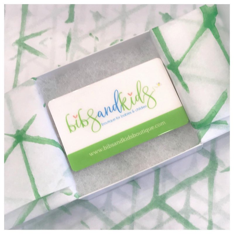 Bibs & Kids Gift Card