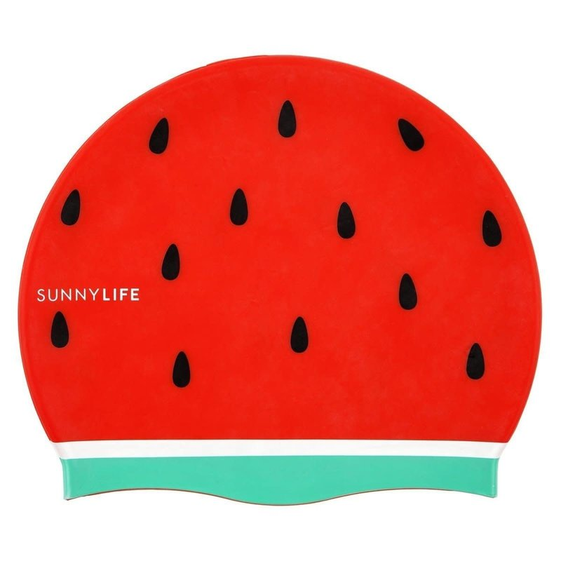 Sunny Kids Sunny Life Swim Cap Watermelon