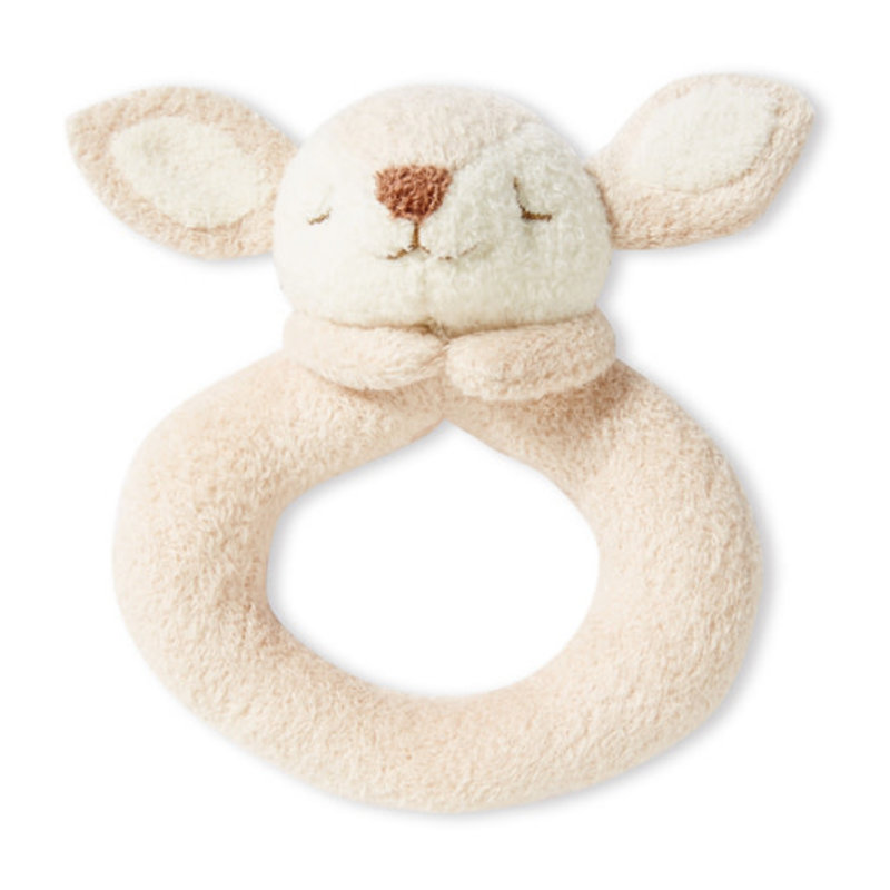 Angel Dear Angel Dear Fawn Ring Rattle