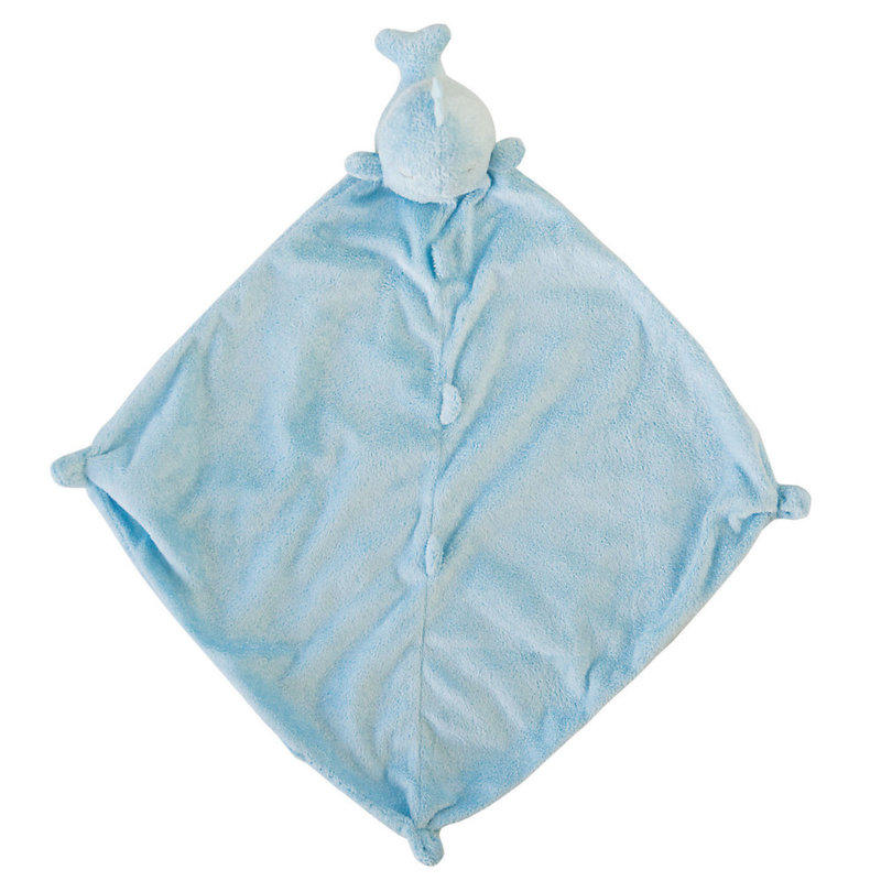 Angel Dear Angel Dear Blue Whale Blankie