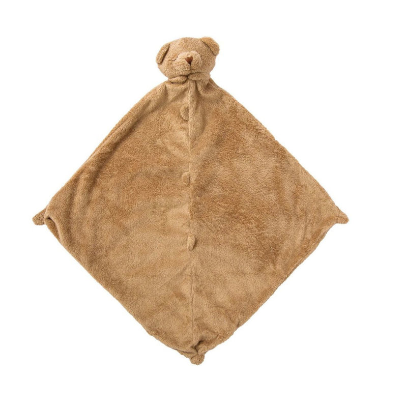 Angel Dear Angel Dear Brown Bear Blankie