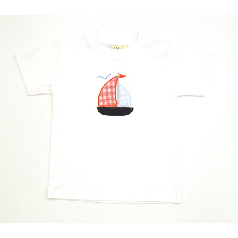 Luigi Luigi Sailboat SS T-Shirt
