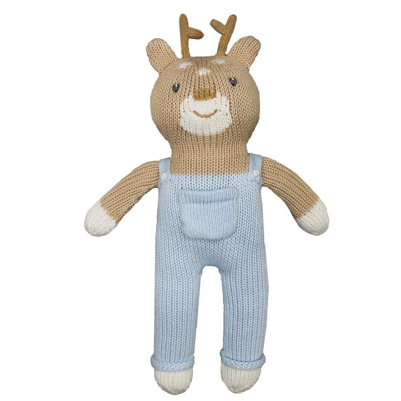 Zubels Zubels Boy Deer 12""