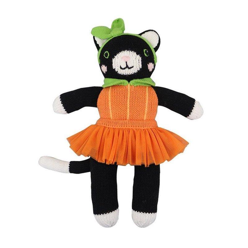 """Zubels Zubels Pumpkin Cat 12"""""""
