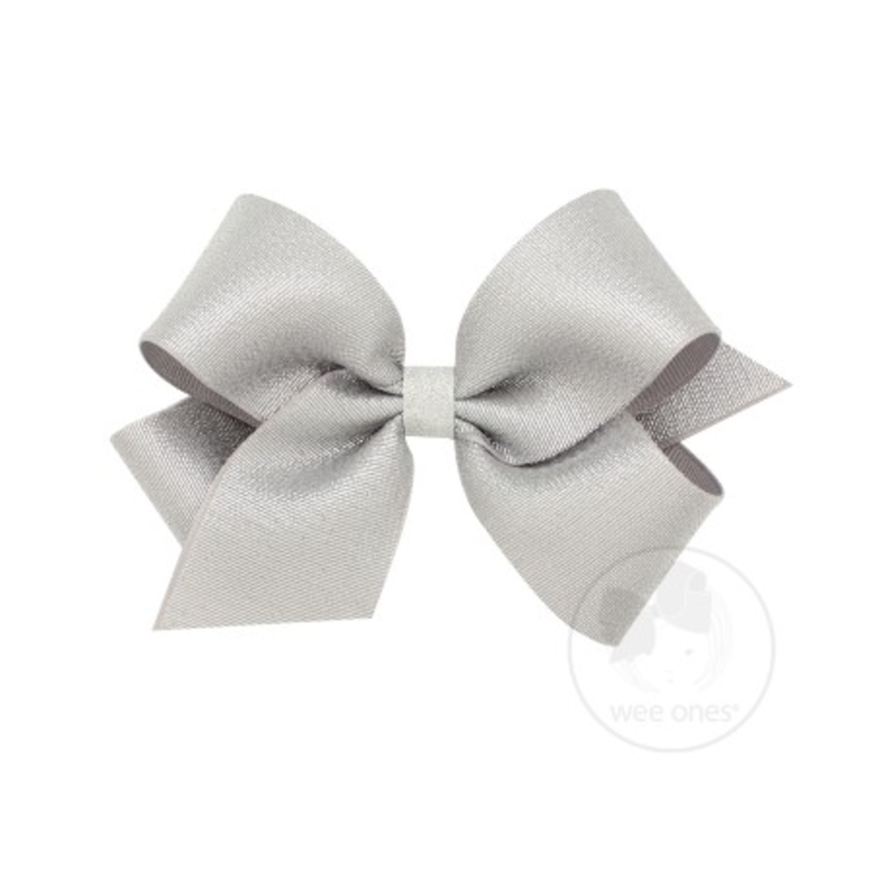 Wee Ones Bows Wee Ones Shimmer Iridescent Bow