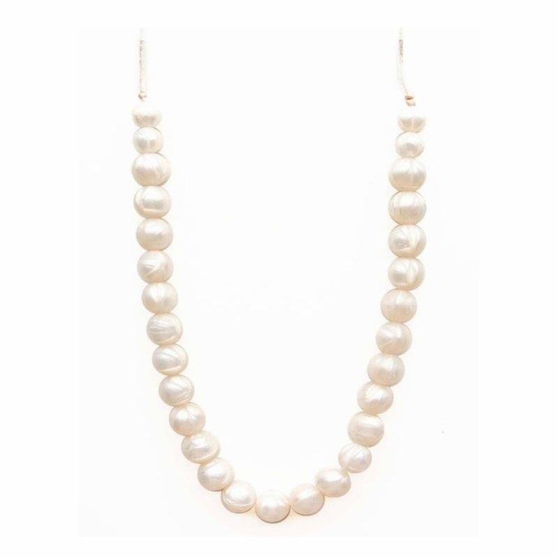 Loulou Lollipop Loulou Lollipop Classic Necklace-Pearl