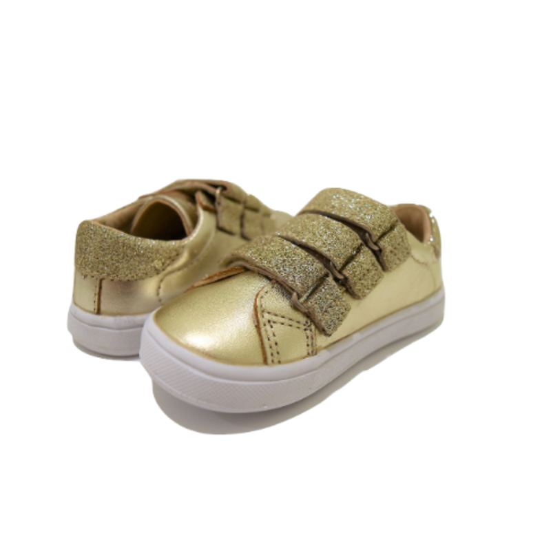 Old Soles Old Soles Edgy Markert Gold Glam