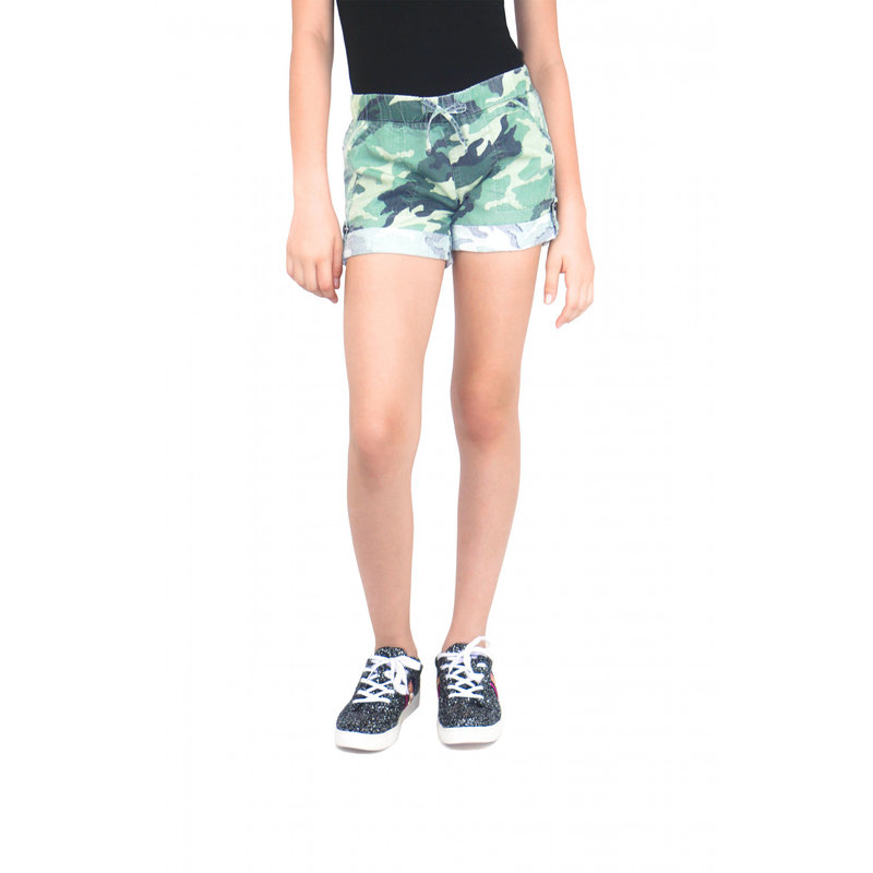 Tractr Tractr Camo Shorts