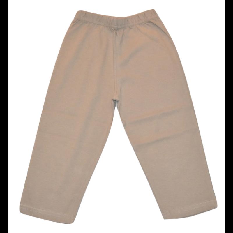 Luigi Luigi Jersey Straight Pants - Sand