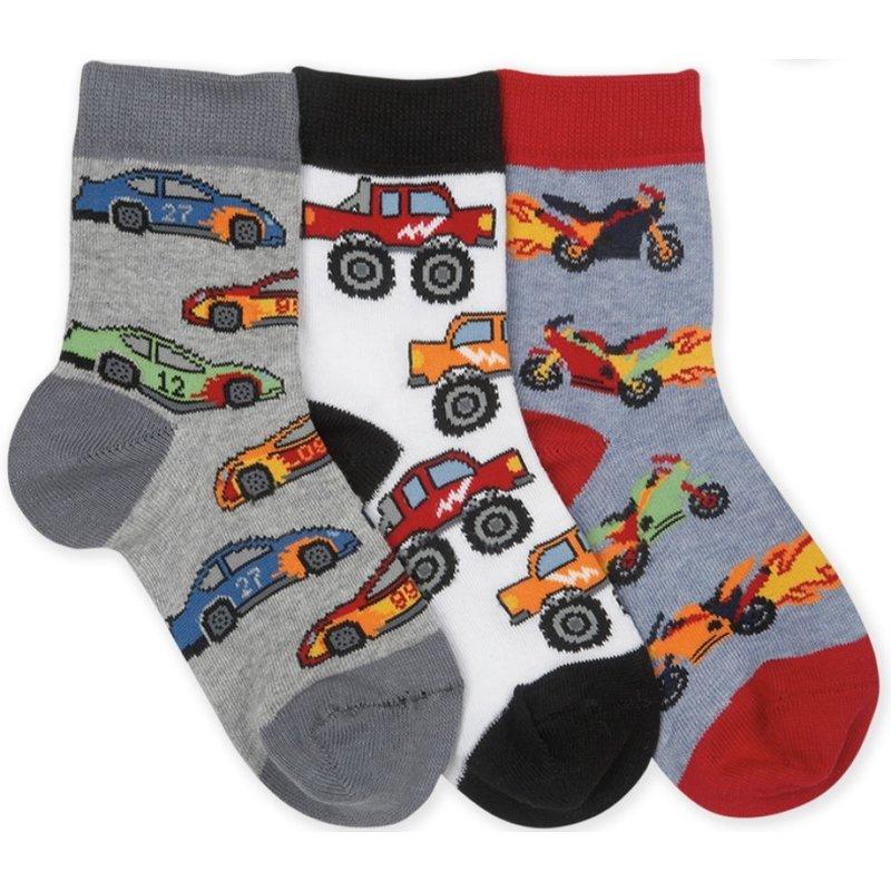 Jefferies Socks Race Car Socks