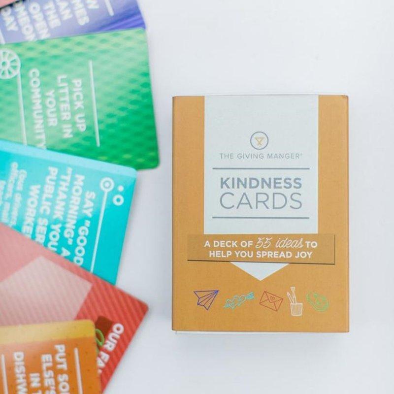 The Giving Manger The Giving Manger Kindness Cards