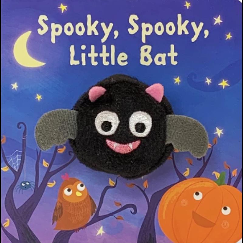 Cottage Door Press Spooky, Spooky, Little Bat