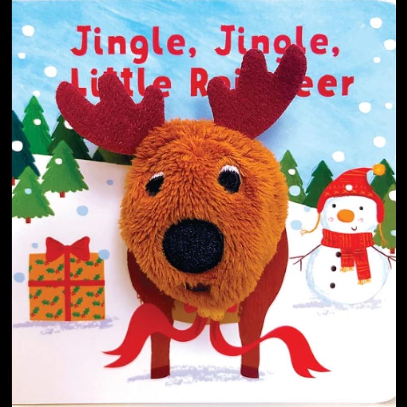Cottage Door Press Jingle, Jingle, Little Reindeer