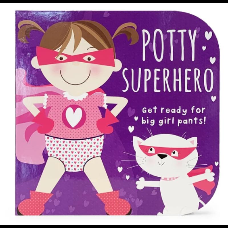 Potty Superhero (Girl)