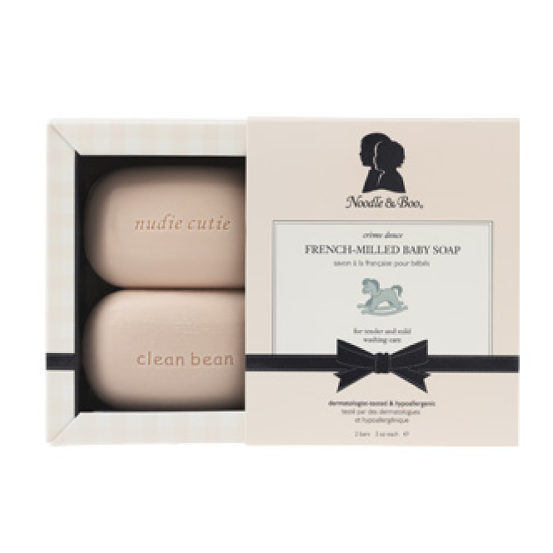 Noodle & Boo Noodle & Boo French-Milled Baby Soap