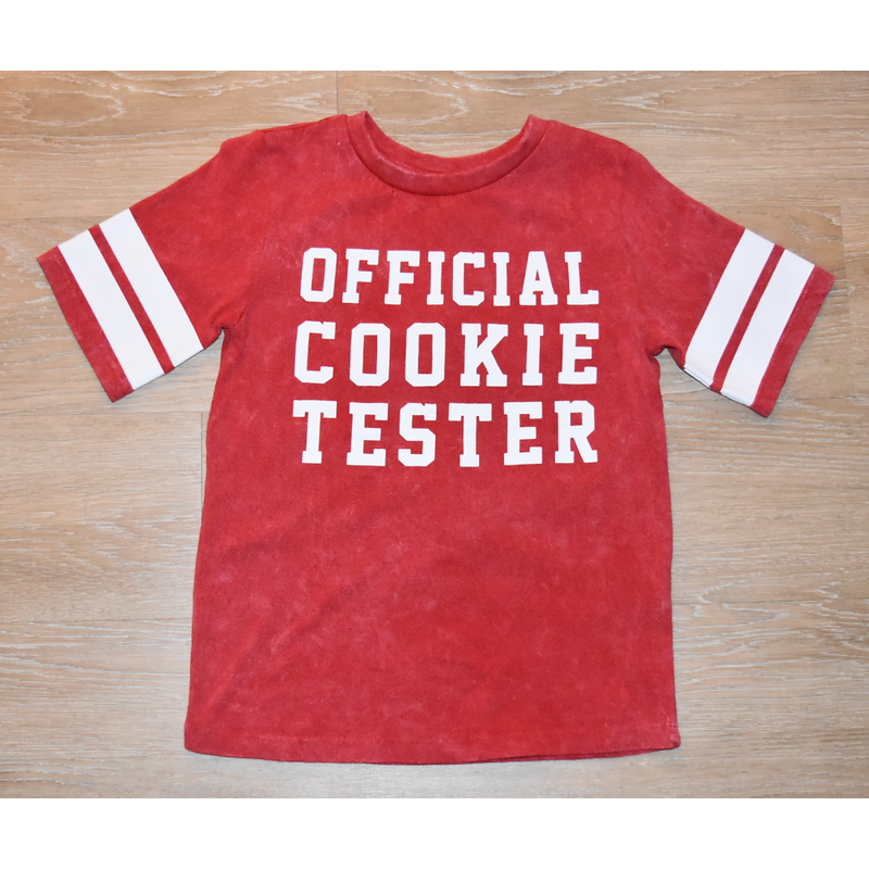 Crumbs Official Cookie Tester SS T-Shirt