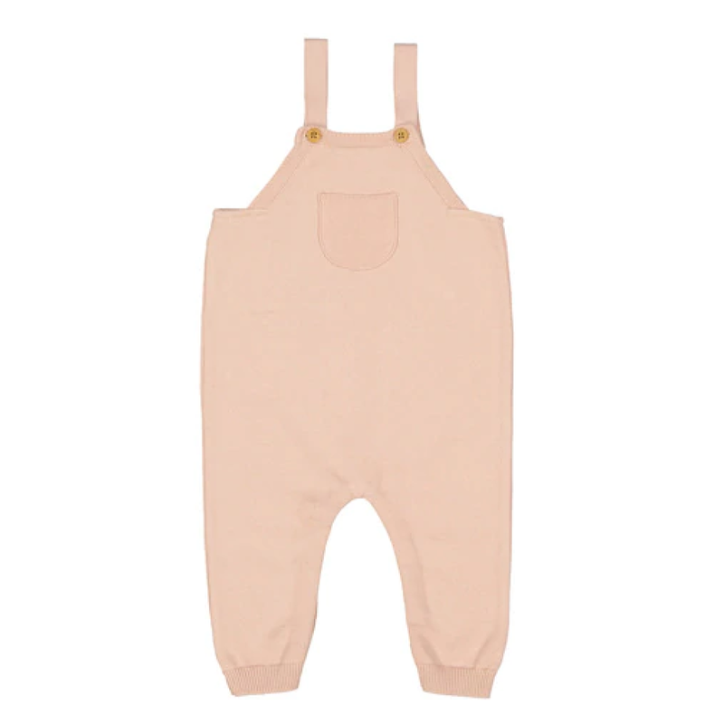 Feltman Brothers Sea Coral Classic Knit Overall