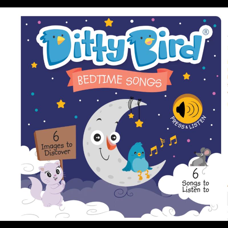 Ditty Bird Ditty Bird Bedtime Songs Book