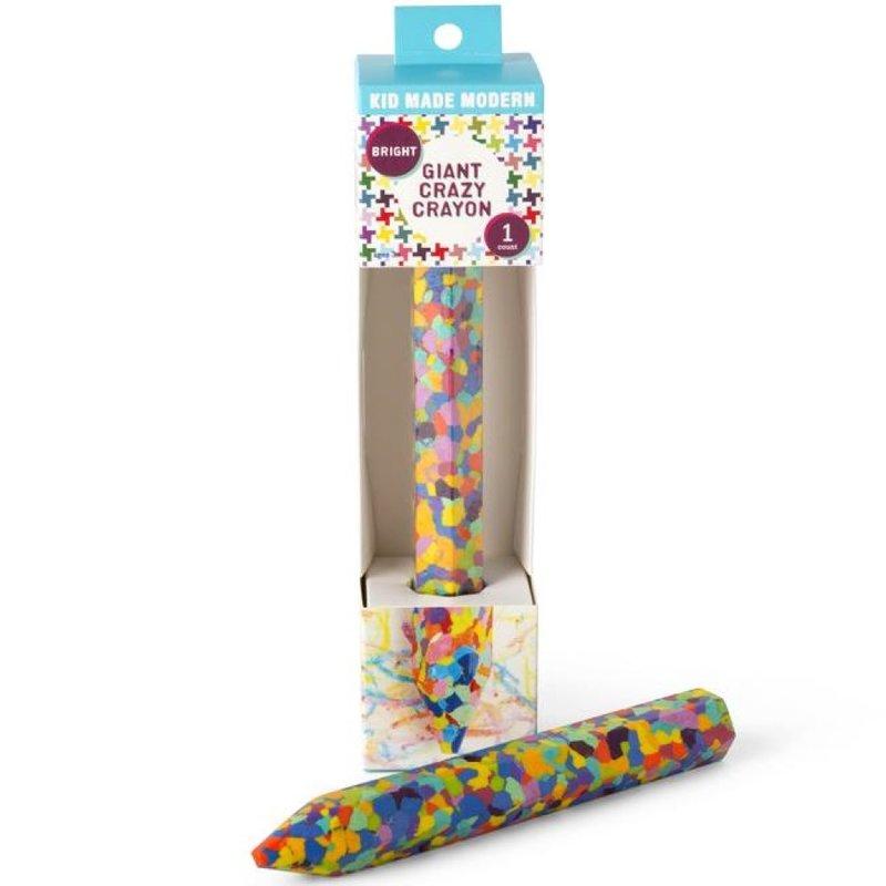 Kids Made Modern Kids Made Modern Giant Crazy Crayon - Bright