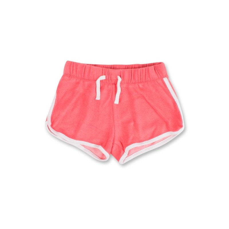 Shade Critters Shade Critters Coral Terry Shorts