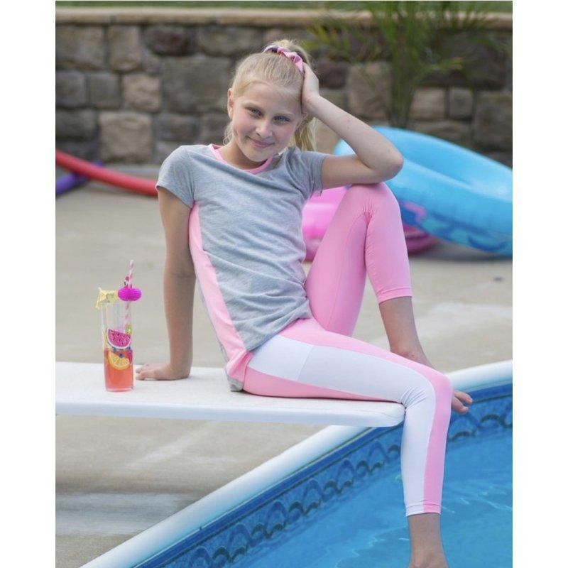 SET Athleisure SET Athleisure Lila Pink Legging
