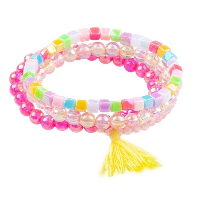 Great Pretenders Great Pretenders Tassel Tastic Bracelet Set