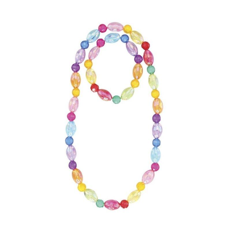 Great Pretenders Great Pretenders Color-Me-Candy Necklace & Bracelet Set