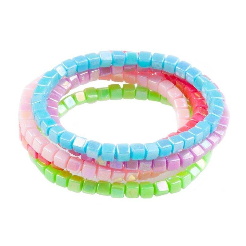 Great Pretenders Great Pretenders Tints Tones Rainbow Bracelet Set