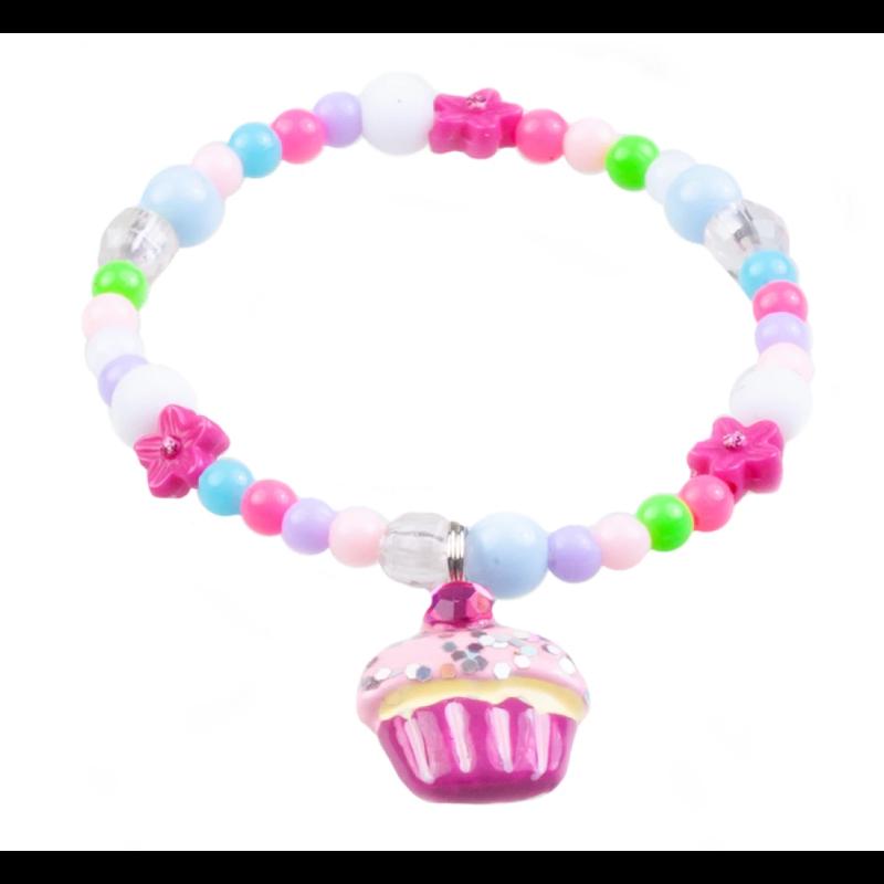 Great Pretenders Great Pretenders Cutie Cupcake Crunch Bracelet