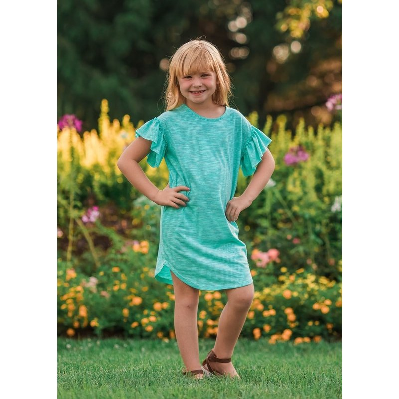 Mabel and Honey Mabel and Honey All Your Dreams Green Dress