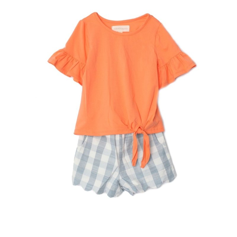 Mabel and Honey Mabel and Honey Sun, Set, Go! Pink 2 Piece Set