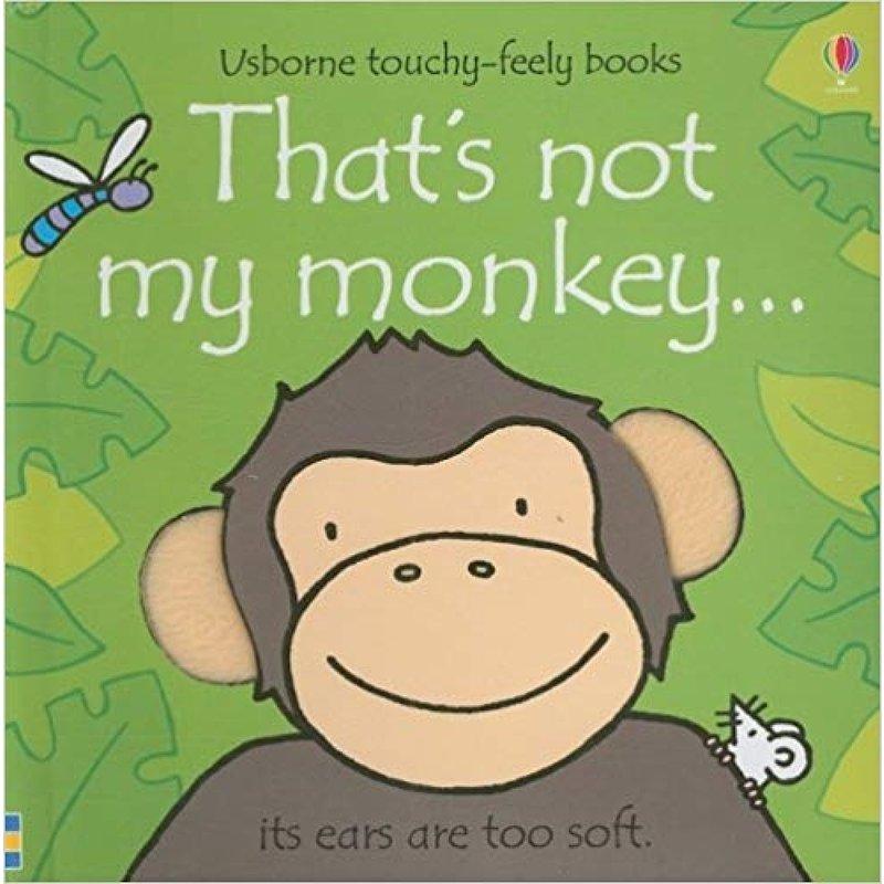 EDC/USBORNE That's Not My Monkey