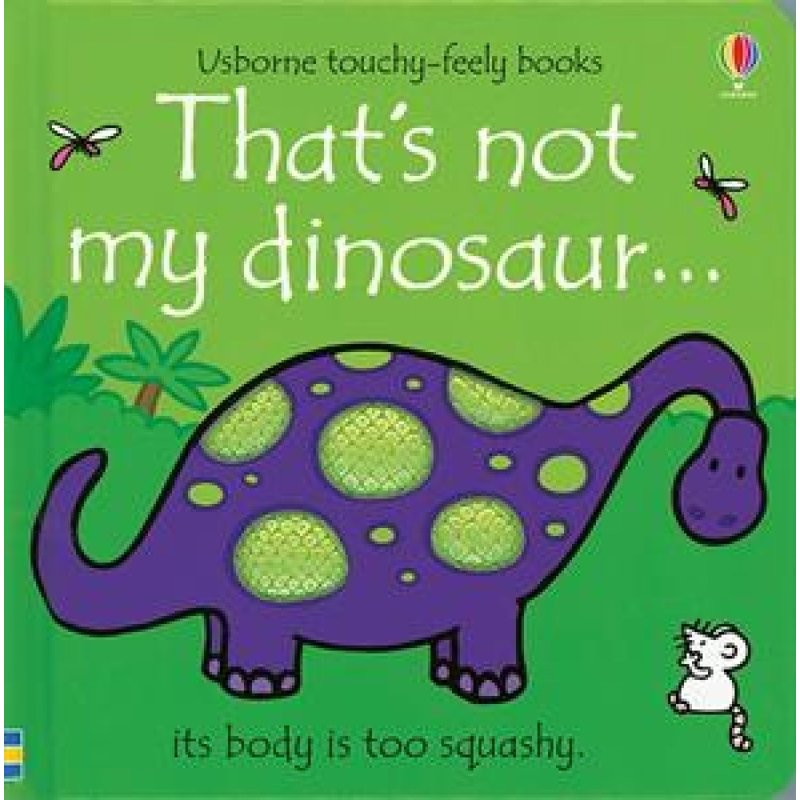 EDC/USBORNE That's Not My Dinosaur