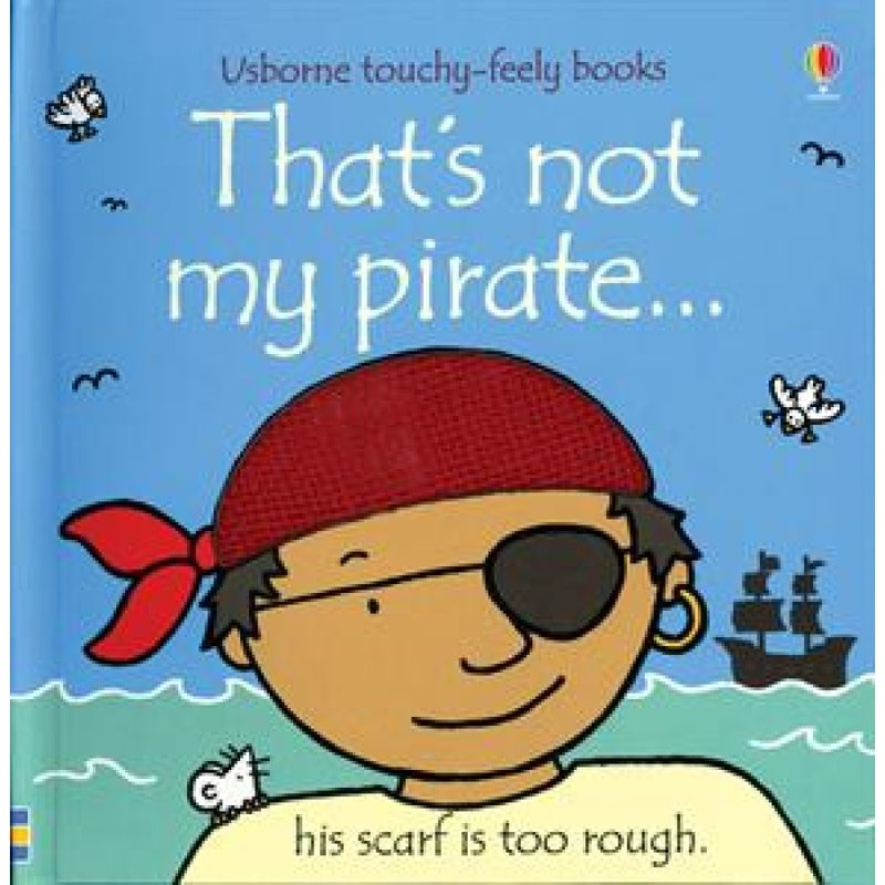EDC/USBORNE That's Not My Pirate