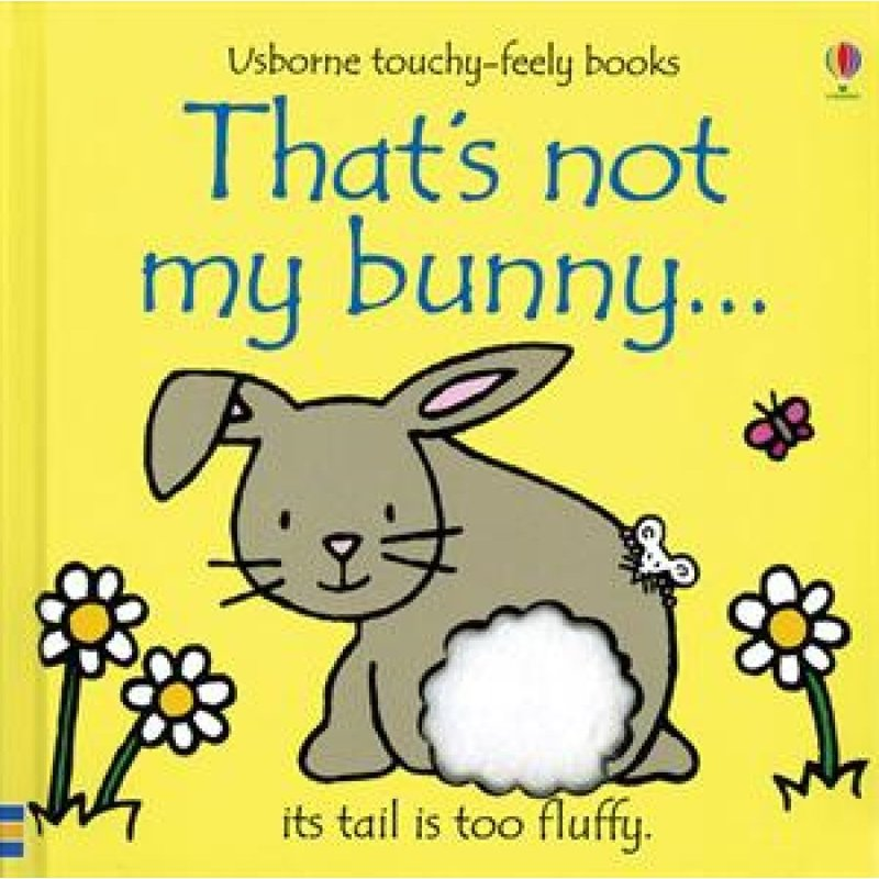 EDC/USBORNE That's Not My Bunny