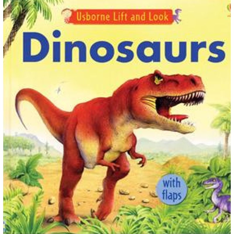 Lift & Look Dinosaurs