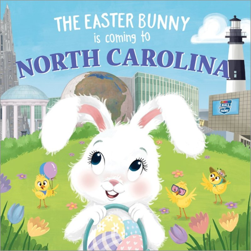The Easter Bunny Is Coming to North Carolina