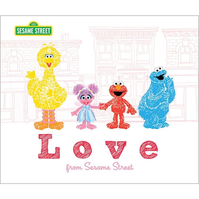 Love from Sesame Street